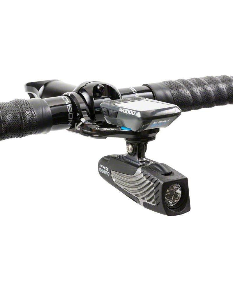K-Edge K-EDGE Wahoo Bolt Combo Handlebar Mount, 31.8mm, Black