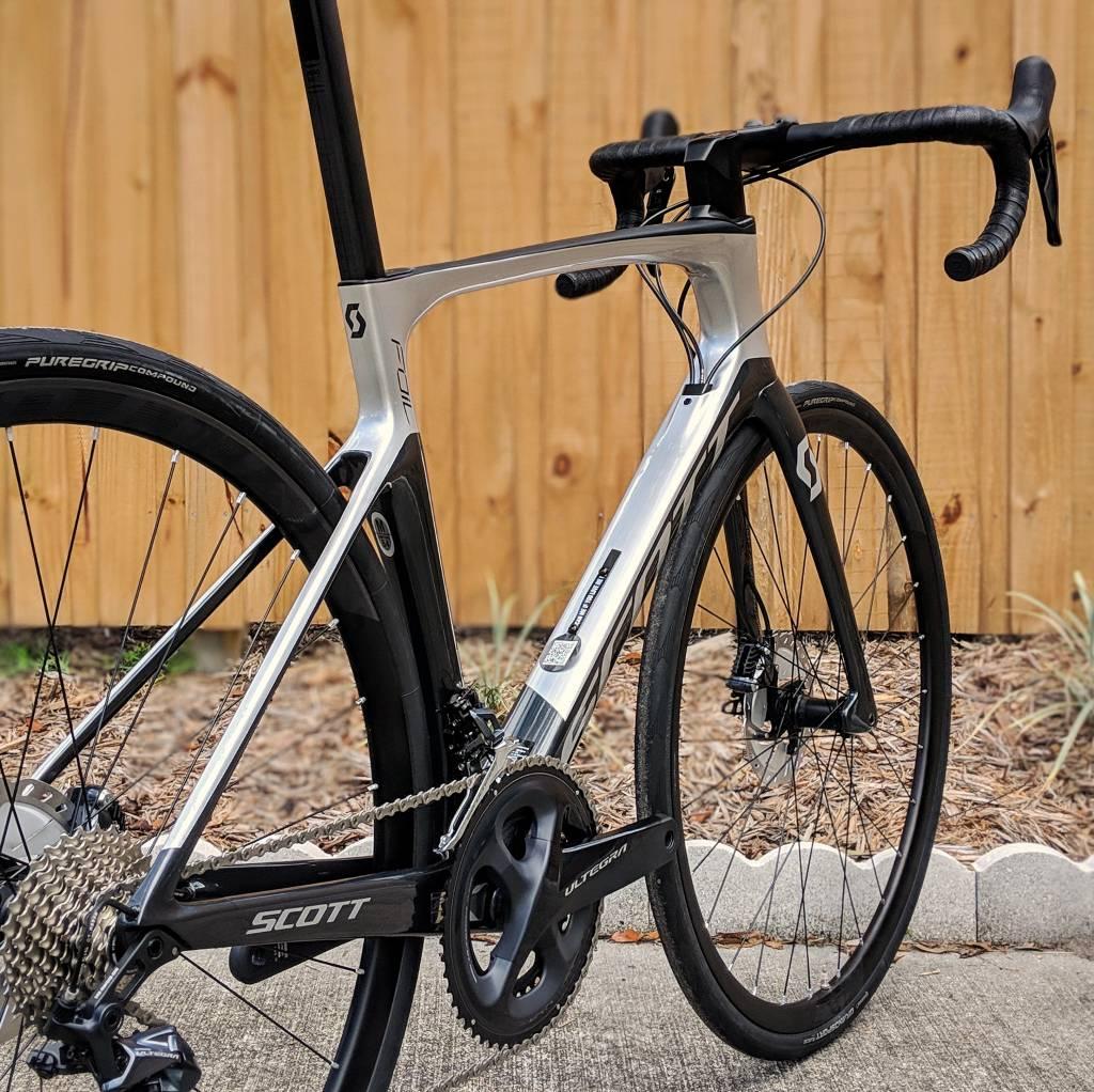 Scott Foil 20 Disc Winter Park Cycles Orlando Fl Winter Park