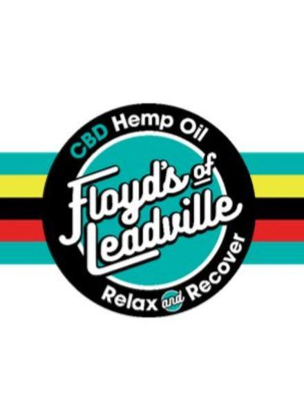 Floyd's of Leadville CBD Tincture THC Free Isolate