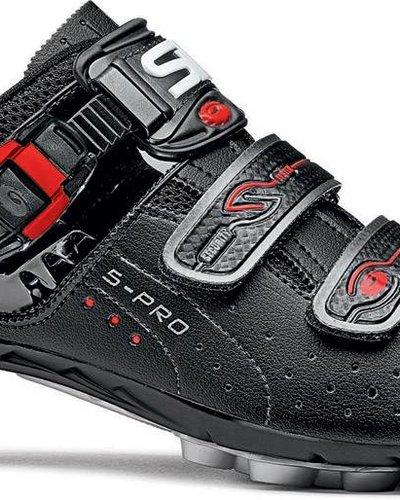 Sidi Dominator 7 Black 44.5 Cycling Shoes Mountain CX Gravel