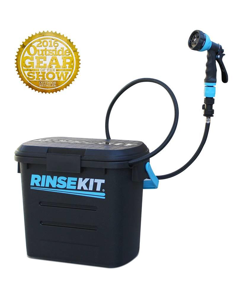 RinseKit Rinsekit Portable Hosing Station