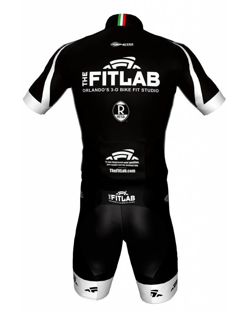 The Fit Lab Fit Lab Men's Bibshorts