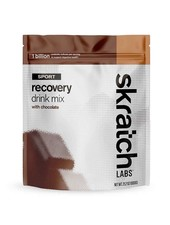 Skratch Labs Skratch Labs, Sport Recovery, Drink mix, Chocolate, 600g, 12-Serving Resealable Pouch