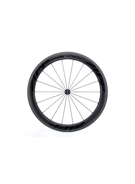 ZIPP 404 Firecrest CC Front, Black Decal