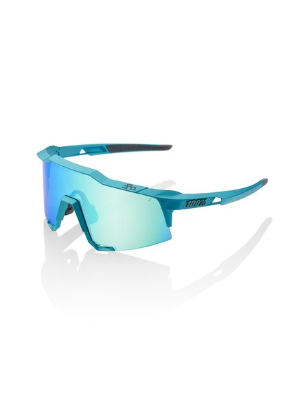 100 Percent Speedcraft- Peter Sagan LE Blue Topaz