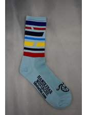 "Defeet HANDLEBAR MUSTACHE - ""MIND THE GAP"" STAR BLUE L"