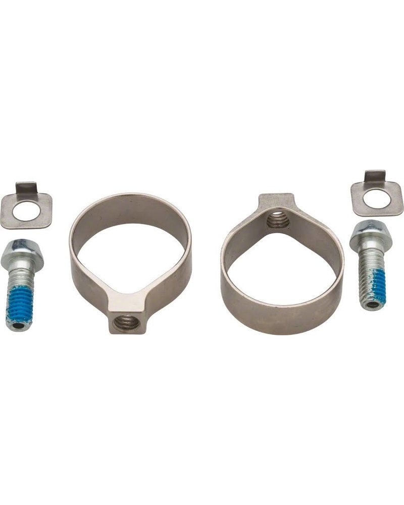 SRAM SRAM Drop Bar Lever Clamp Kit for 2013 Red ErgoDynamic, Red22, Force22, Rival22, Force 1, Rival 1, Apex 1