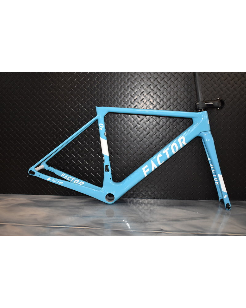 Factor O2 Disc 49cm Frame Set AG2R