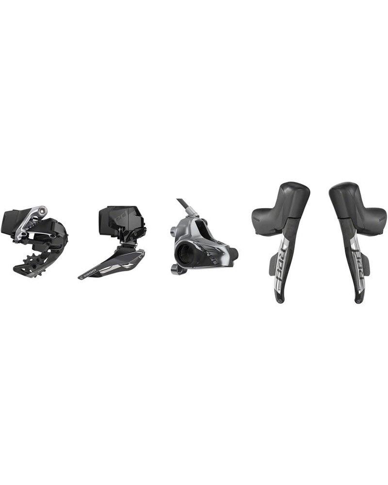 SRAM SRAM, Red eTap AXS HRD, Build Kit, 2x, Hydraulic Disc, Flat Mount, Kit