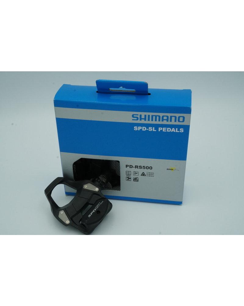 Shimano Shimano PD-R550 SPD-SL Pedals; Black
