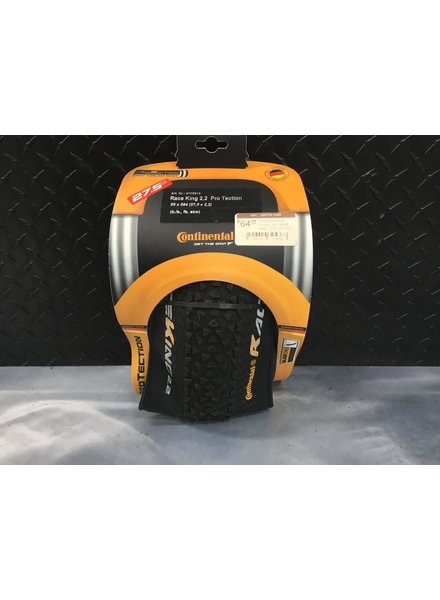 Continental Race King 27.5x2.2 Fold ProTection + Black Chili