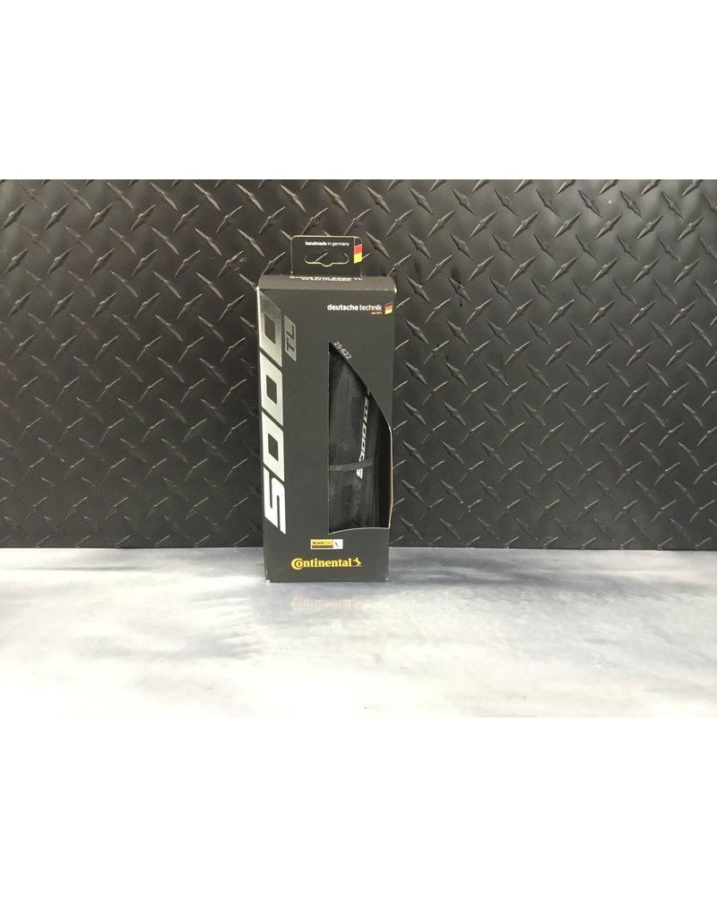 Continental Grand Prix 5000 TL 700x25 Black Tubeless