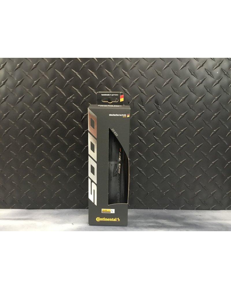 Continental Grand Prix 5000 - 700x23 BlackChili