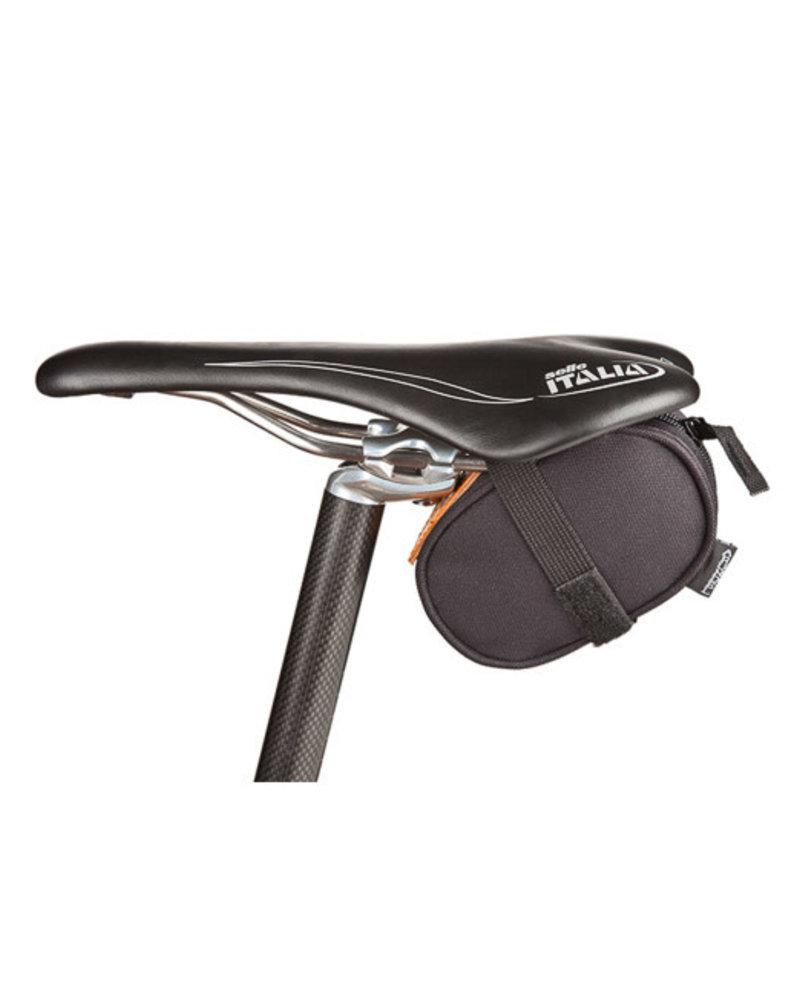 Arundel Arundel Dual Saddle Bag; Black