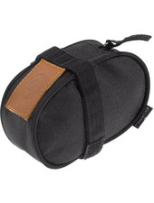 Arundel Dual Saddle Bag; Black