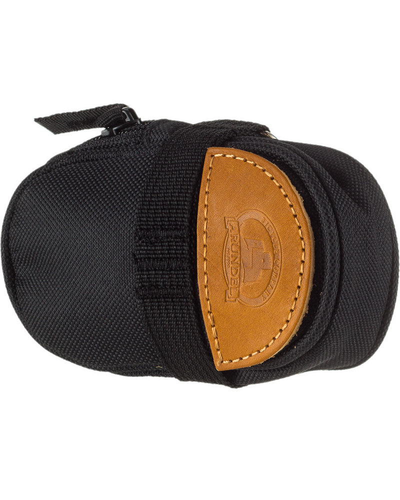 Arundel Arundel Uno Saddle Bag Black