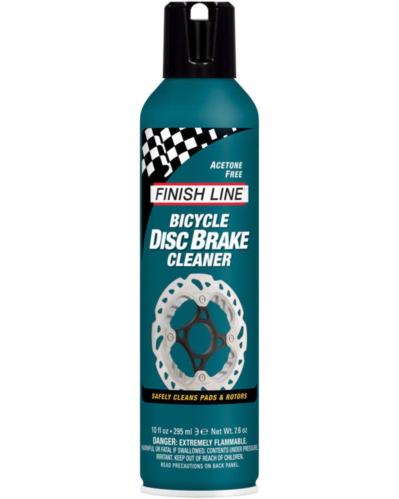 Finish Line Finish Line Bicycle Disc Brake Cleaner, 10oz Aerosol