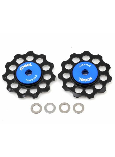 Kogel Aluminum Pulleys w/Ceramic Bearings 10/11spd