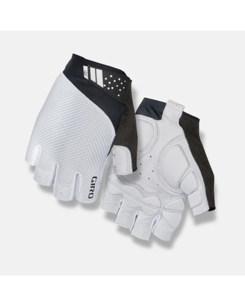 Giro Giro Monaco II Gel Road Gloves - White - L