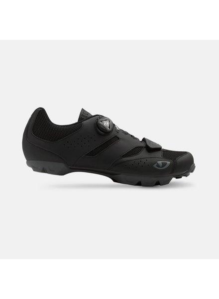 Giro Giro Cylinder Dirt Shoes - Black - Size 44