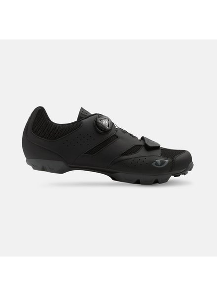 Footwear Giro Cylinder Dirt Shoes - Black - Size 46