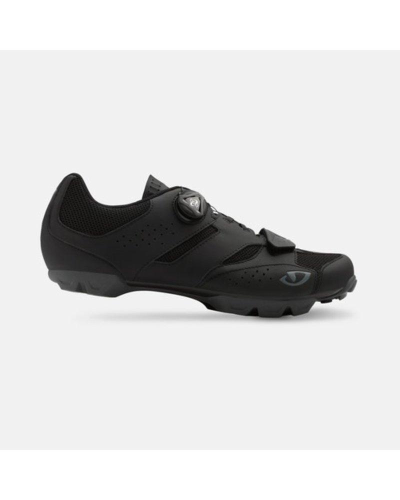 Footwear Giro Cylinder Dirt Shoes - Black - Size 46
