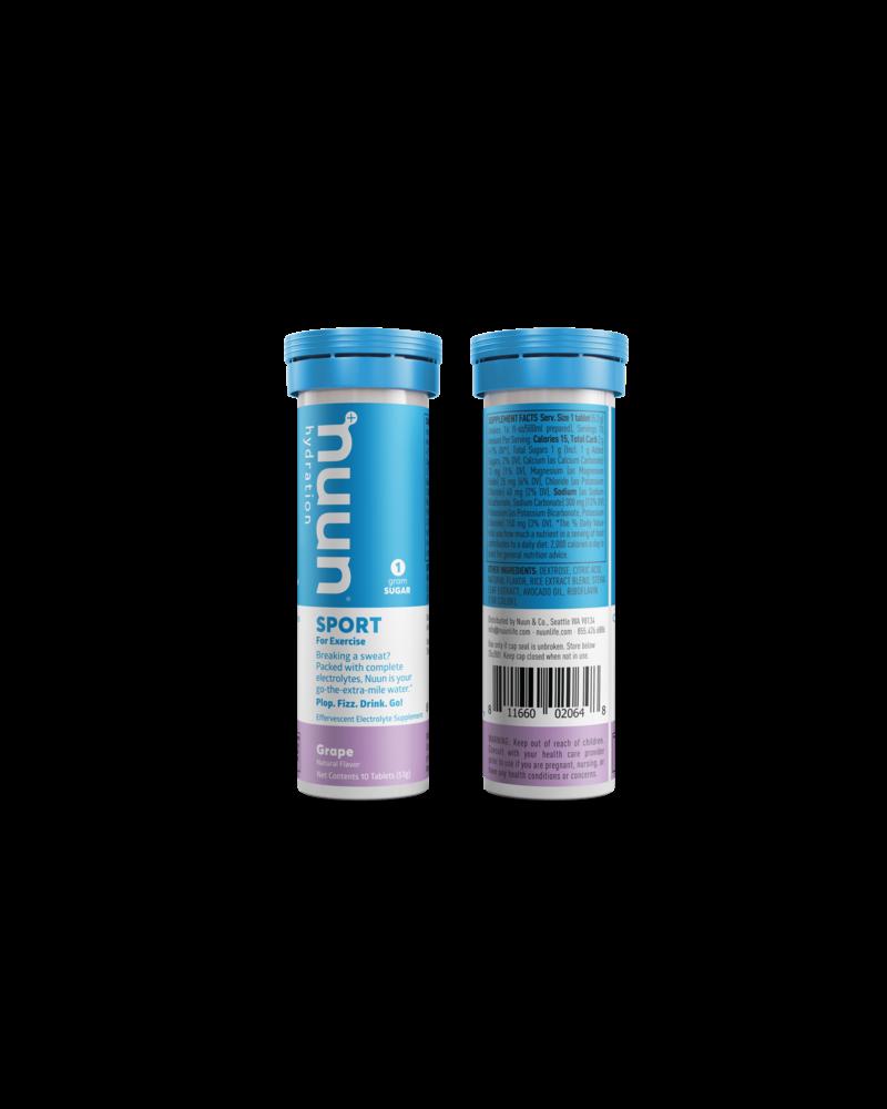 nuun Nuun Active Hydration Tablets: Grape; single