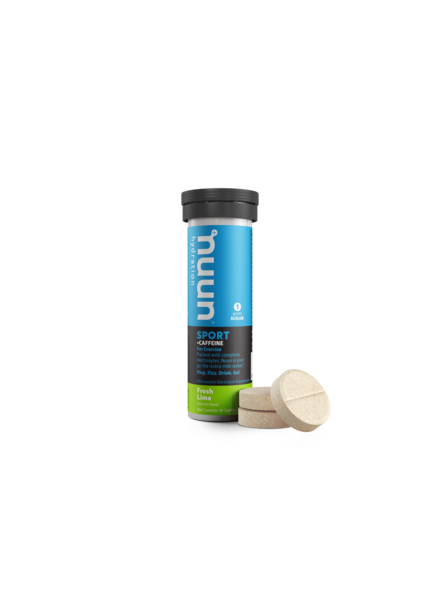 nuun Nuun Energy Hydration Tablets: Fresh Lime, Single