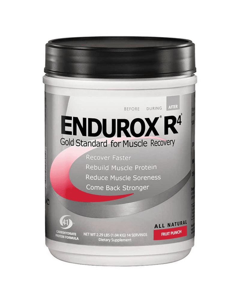 Endurox R4: Fruit Punch; 14 Serving Canister