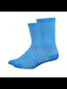 Defeet DeFeet Evo Mont Ventoux Socks - 6 inch, Barnstormer Blue, X-Large