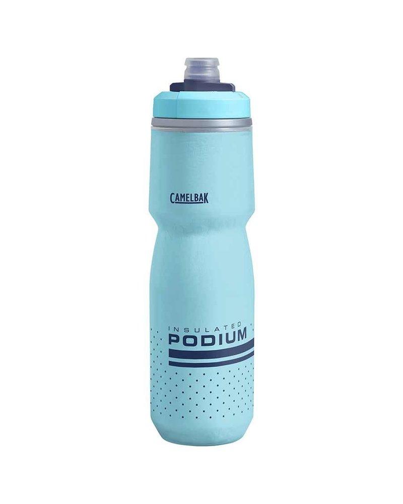 Podium Chill 24oz, Water Bottle, Lake Blue