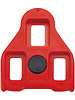 Exustar Exustar ARC 1 Look Delta Cleats, 9 Degree Red