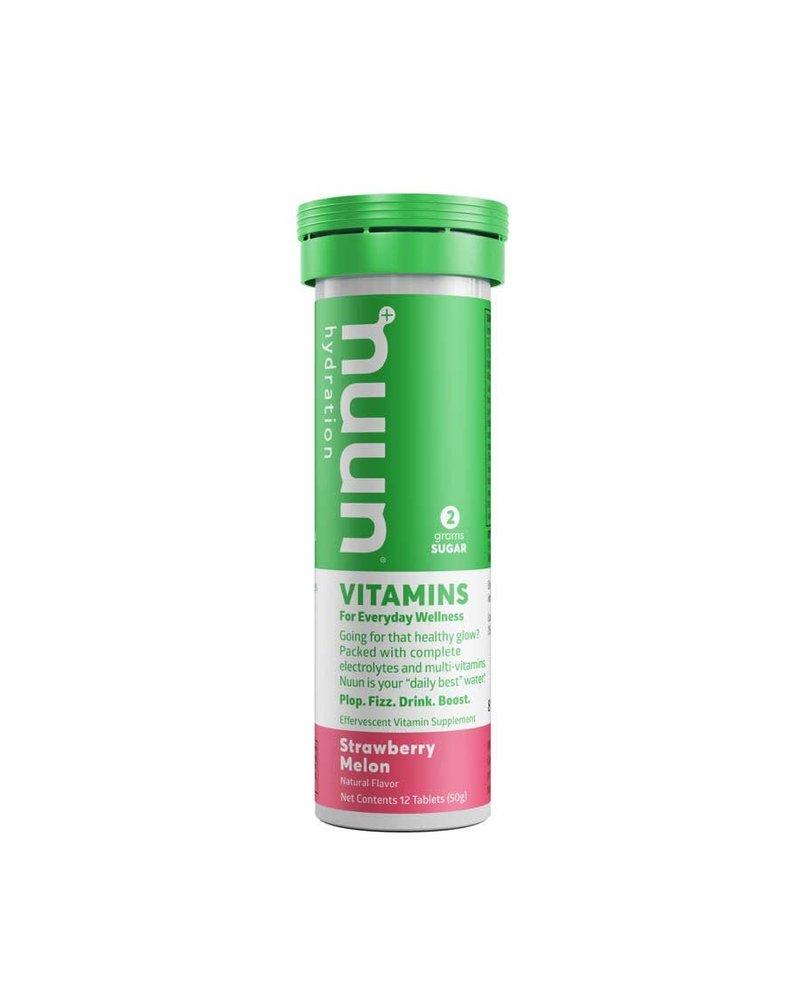 nuun Nuun Vitamin Hydration Tablets: Strawberry Melon single