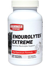 Hammer Endurolytes Extreme: Bottle of 120 Capsules