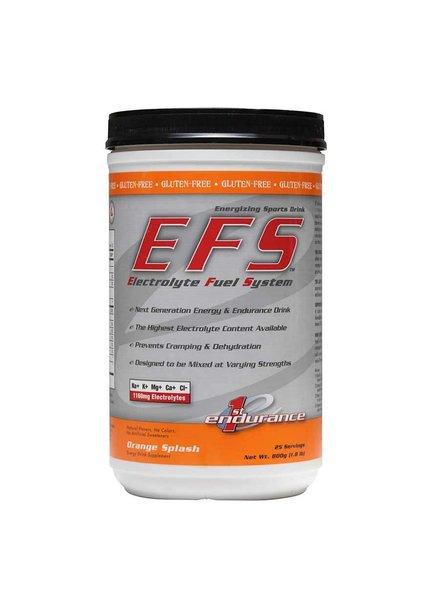 First Endurance EFS DRINK MIX - ORANGE