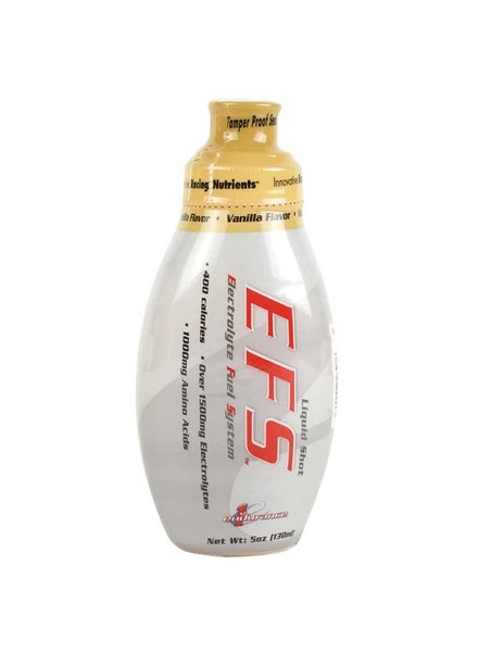 First Endurance EFS Liquid Shot: Vanilla; Box of 6