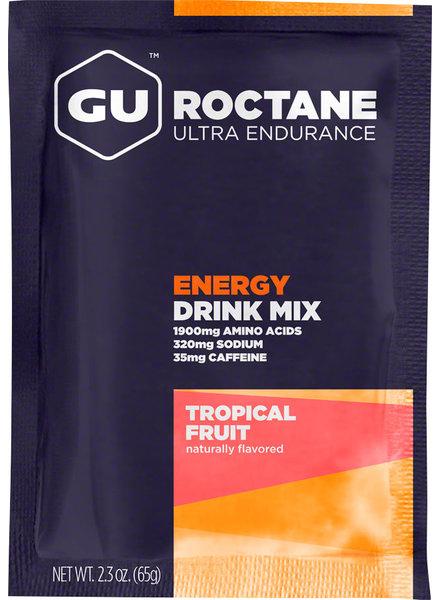 GU Energy Labs GU Roctane Energy Drink Mix Tropical Single