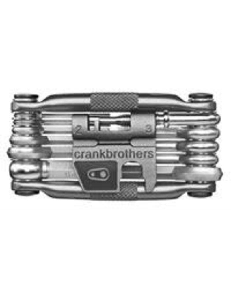 Crank Brothers Multi 17 Tool Black/Silver
