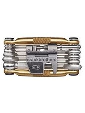 Crank Brothers Multi Tool 17 Gold