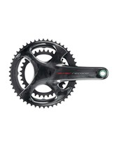 Campagnolo Super Record, Crankset, Speed: 12, Spindle: 25mm, BCD: 112/145, Ultra Torque