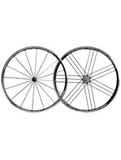 Campagnolo Shamal Ultra C17, Wheel, 700C, Clincher, QR, OLD: F: 100, R: 130, Brake: Rim, Pair, Campagnolo