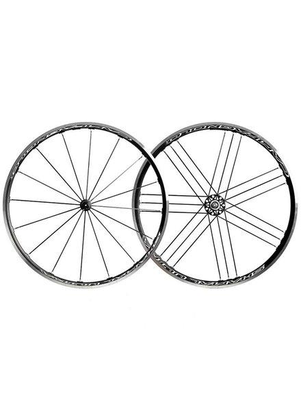 Campagnolo Shamal Ultra C17, Wheel, 700C, Clincher, QR, OLD: F: 100, R: 130, Brake: Rim, Pair, Campagnolo