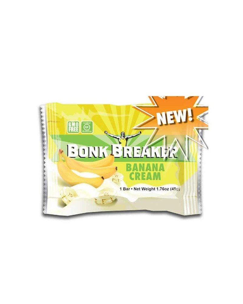 Bonk Breaker Bonk Breaker, Energy, Bars, Banana cream, 12pcs single