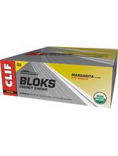 Clif Bar Shot Bloks: Margarita with 3x Sodium; Box of 18