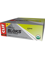 Clif Bar Shot Bloks: Citrus; Box of 18