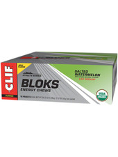 Clif Bar Shot Bloks: Salted Watermelon, Box of 18