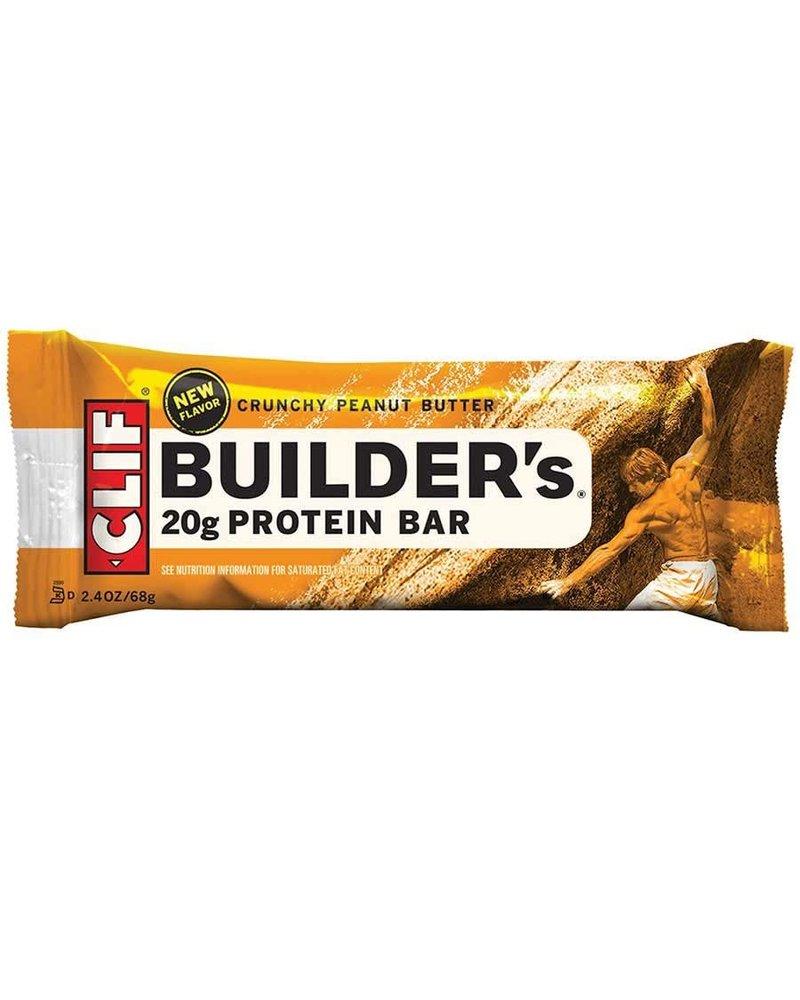 Clif Bar Builder's Bar box of 12