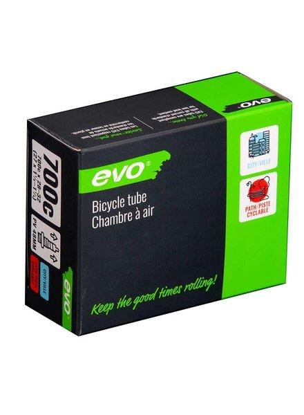 EVO EVO, Presta, Tube, Length: 48mm, 700C, 28-32C