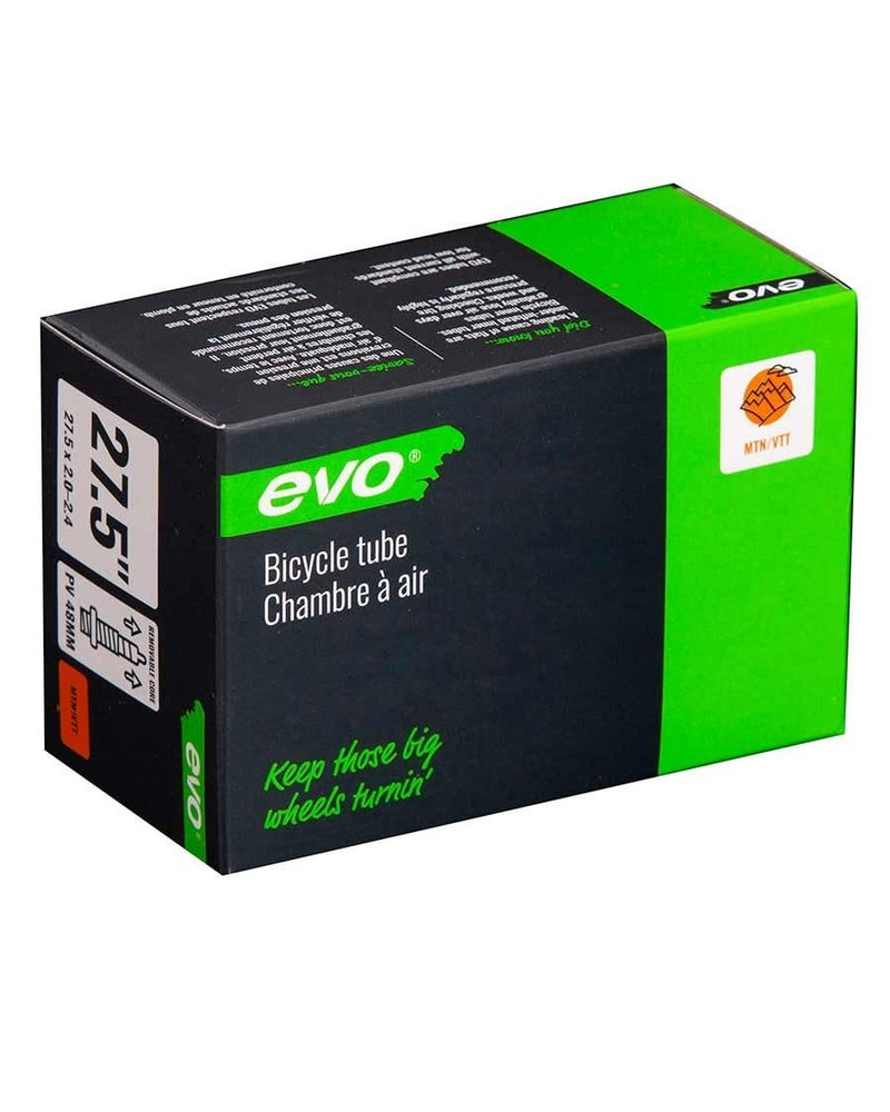 EVO Presta, Tube, Length: 48mm, 27.5'', 2.00-2.40