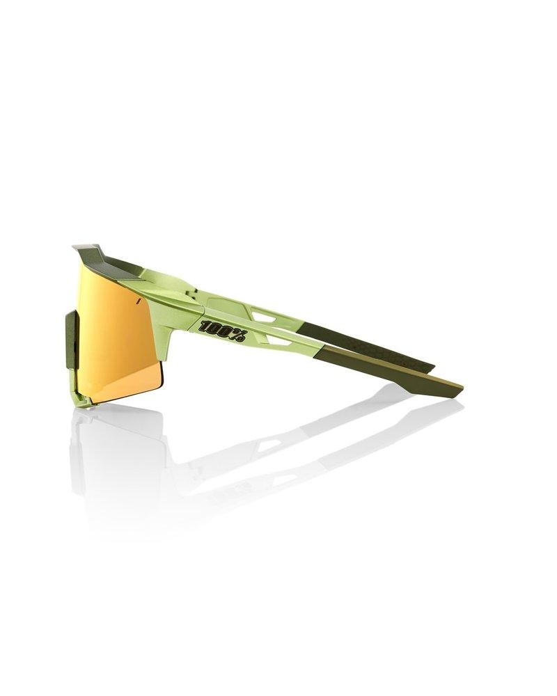 100 Percent SPEEDCRAFT - Matte Metallic Viperidae - Bronze Multilayer Mirror